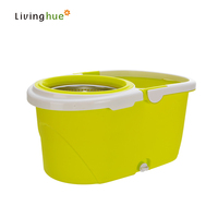 360 Degree Easy Cleaning Magic Spin MOP with Bucket 2019 New