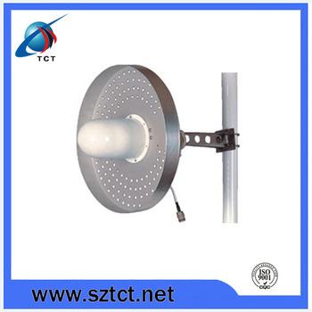 C Band 2.4g Wifi Long Range Satellite Dish Antenna
