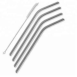 Eco-Friendly Reusable Packing Stainless Steel Straws