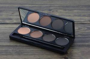 Homegifts 4 Color Trendy Makeup Eyebrow Powder Brow Powder Makeup Palette Makeup Eyebrow Powder Brow Powder Brow Powder Brow Powder Eyebrow Powder