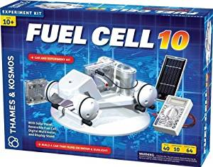 Game / Play Thames & Kosmos Alternative Energy and Environmental Science Fuel Cell 10. Electricity, Solar Toy / Child / Kid