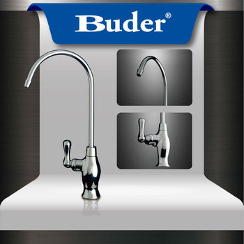 Taiwan Buder High Quality Lead Free Nsf Kitchen Faucet