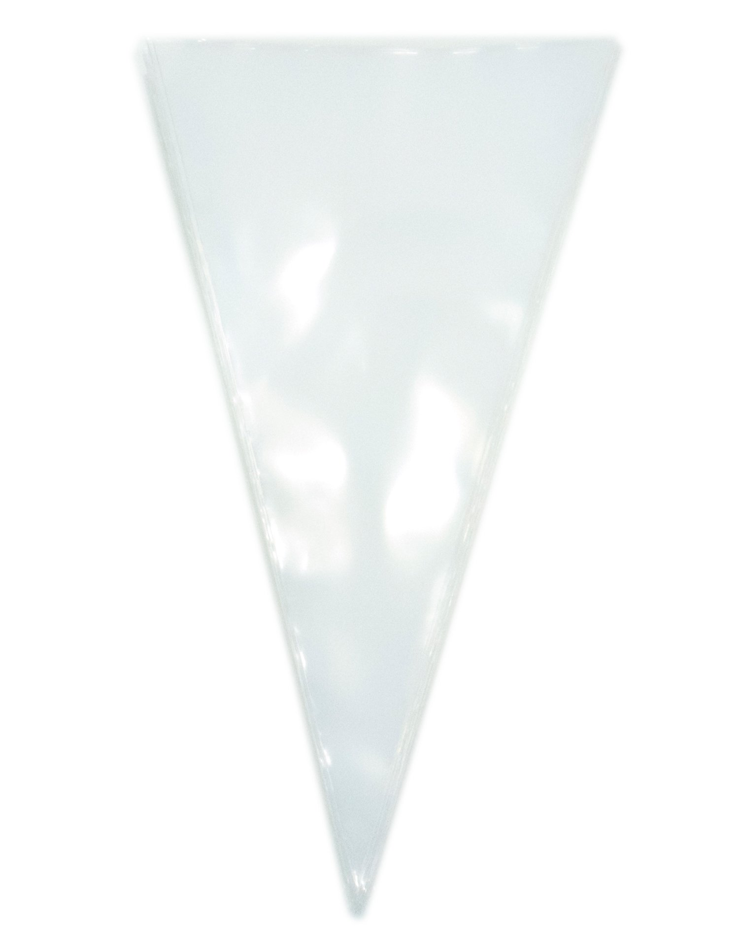 Pastry Bag [Extra Thick - Strong Sturdy] Pridebit Disposable Decorating Bags 50 Pack 12-Inch Piping Icing Bags