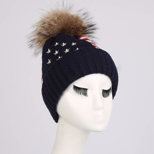 Custom Logo Winter Hat Embroidered Toques