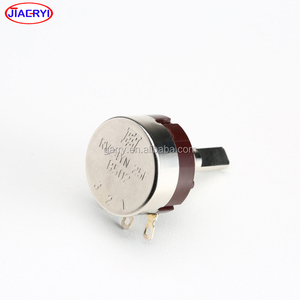 wirewound high power potentiometer