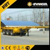 Dongfeng low bed trailers for sale