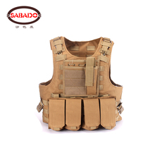 2017 hot sell cheap outdoor hunting military camouflage tactical vest