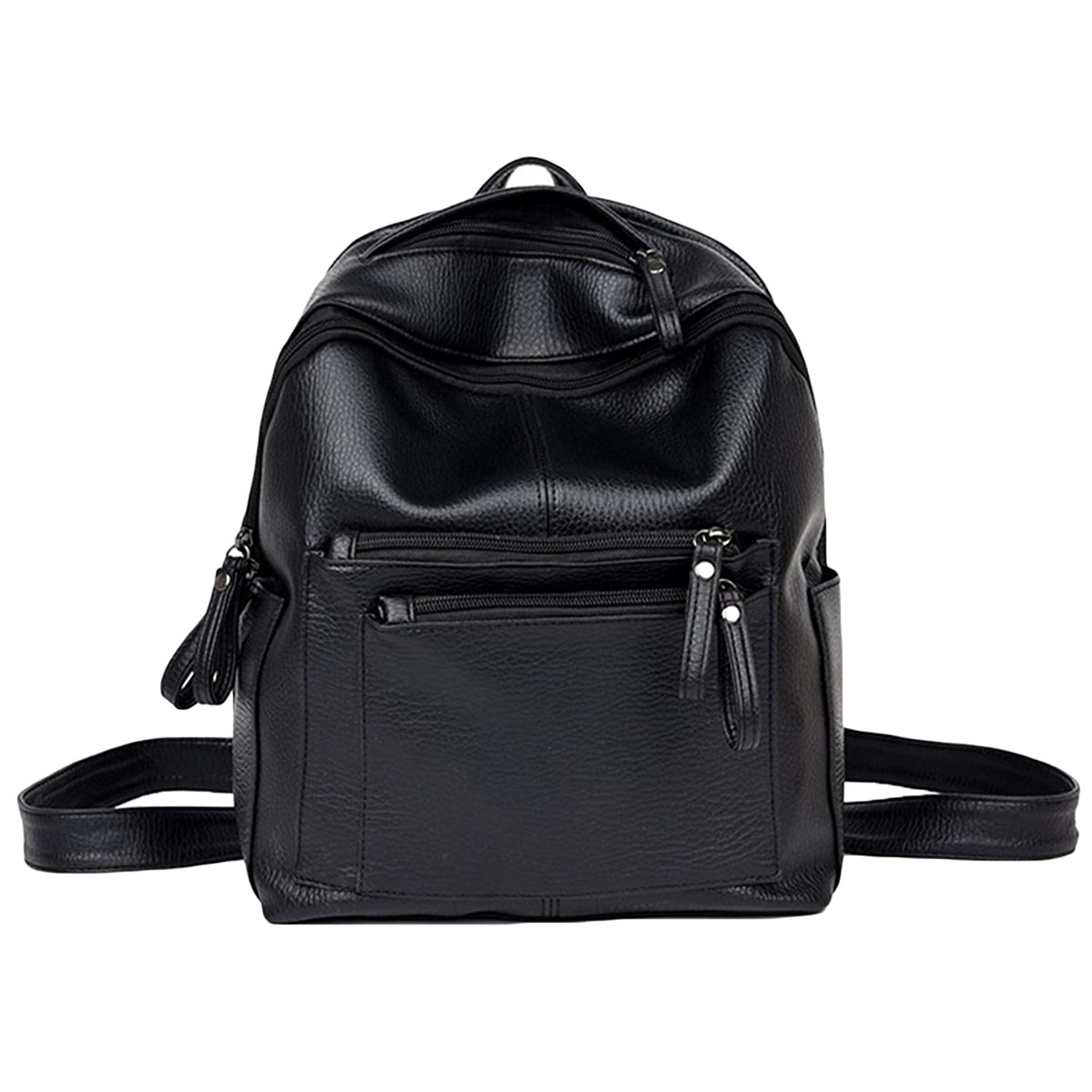 86427b7dce Get Quotations · ABage Women s Backpack Purse Chic Soft Faux Leather College  Backpack Travel Daypack