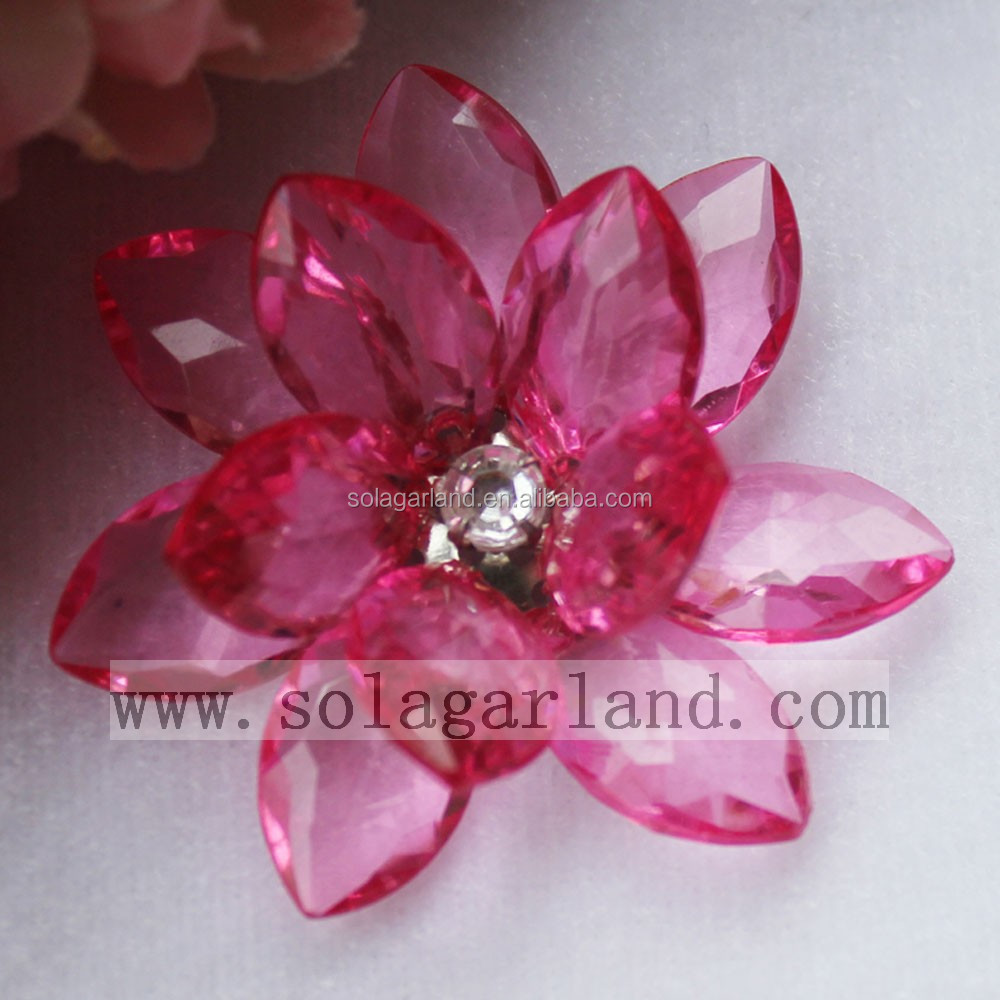 Acrylic Crystal Flowers, Acrylic Crystal Flowers Suppliers and ...