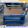 automatic fabric cloth rolling and length measuring machine