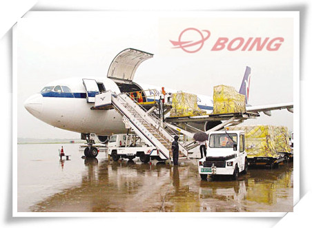 Air freight drop shipping rates from China to SAN ANTONIO USA for electronics scooter&Amazon warehouse - Skype: boingrita