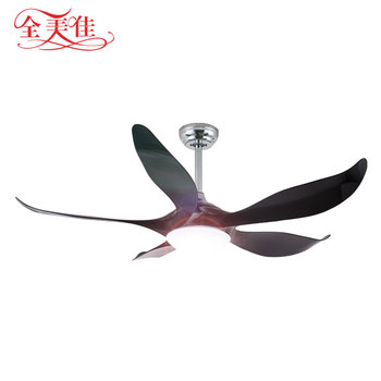 New Model Restaurant Decorative Modern DC Motor 52 Inch Remote Control Inverter Ceiling Fan