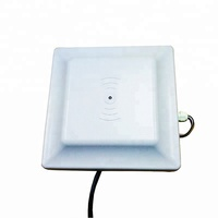 Long Range UHF Rfid Reader School Attendance Management System with SMS