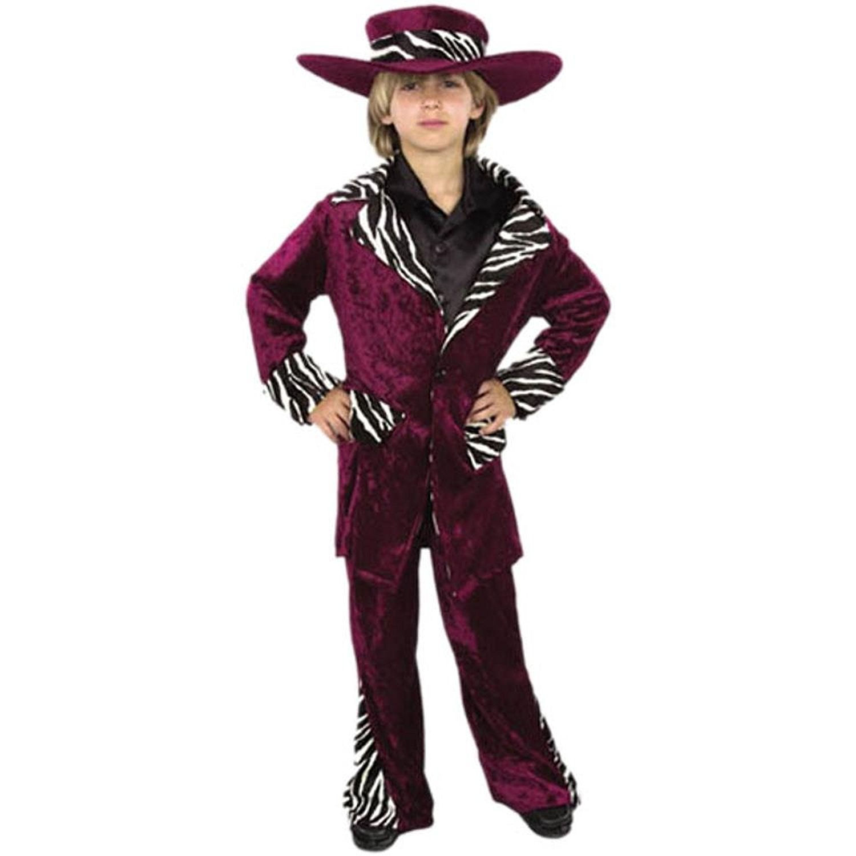 get quotations child pimp suit costume youth medium 8 10 color lime