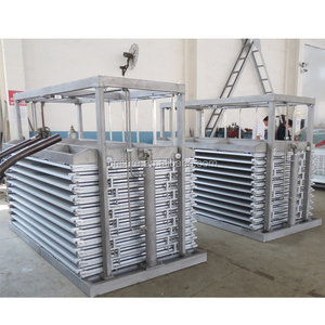 1500kg/Shift (Fish ) Refrigeration Industrial Horizontal Contact Freezer Machinery
