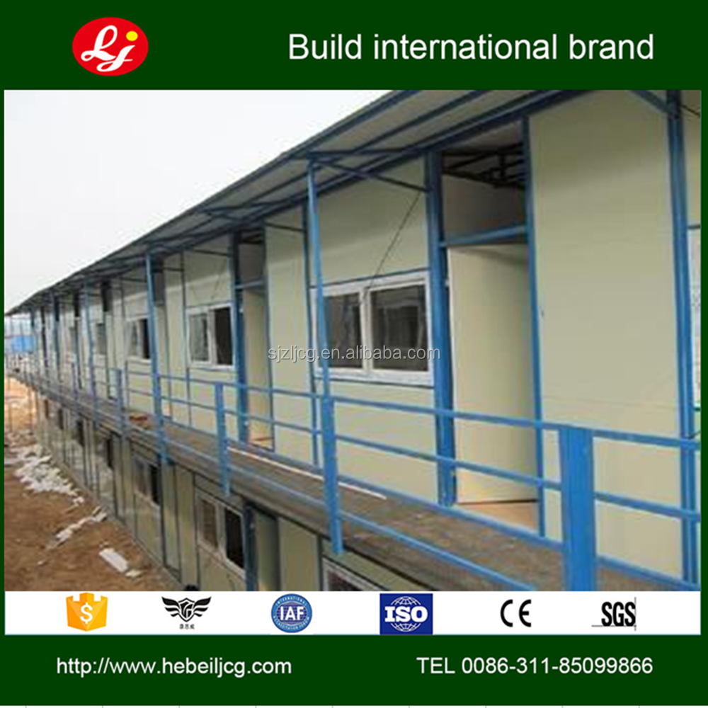 Prefabricated steel building modular homes smart container house