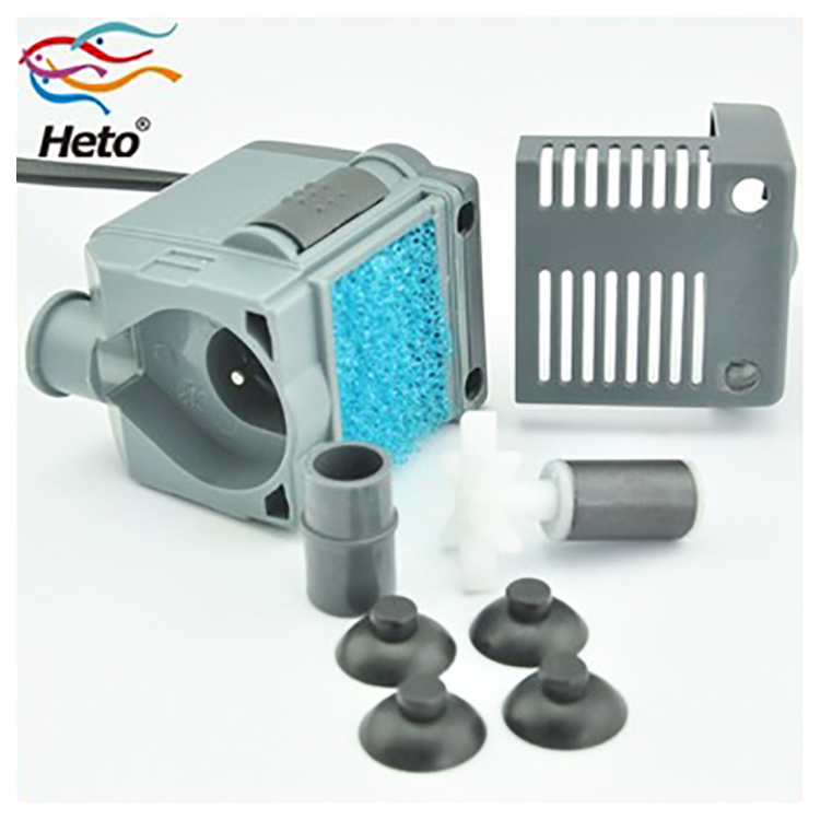 Heto QD-1900 Max Flow 500L/H Plastic Submersible Water Pump