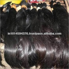 100 NATURAL INDIAN HUMAN HAIR MACHINE WEFT