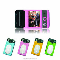 12 MP digital video camcorder 2.0 display filp digital video camera 4 x digital zoom rechargeable lithium battery July sale