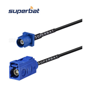 Superbat 5M Car GPS Antenna Extension Cable Fakra C female to male antenna adapter