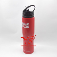 High quality hot sale CE certification private label 18/8 Bpa Free stainless steel Sports Bottle with wide mouth