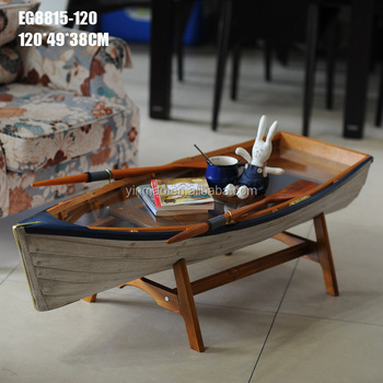 Genial Marine Ship Style Coffee Table,Wooden Boat Side Table,120x49x38cm   Buy  Marine Tea Table,Nautical Coffe Table,Ship Style Table Product On  Alibaba.com