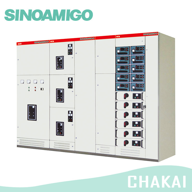 China's fastest growing factory best quality GCS Indoor Low Voltage Withdrawable Switchgear 12kv switchgear