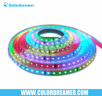 Addressable Individually Rgb Led Strip 24v Dmx Control - Buy Rgb Led Strip  24v,Dmx 512 Rgb Led Controller,Dmx 512 Controller Madrix Product on
