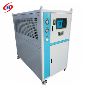 New promotion air water cooled industrial chiller from China famous supplier