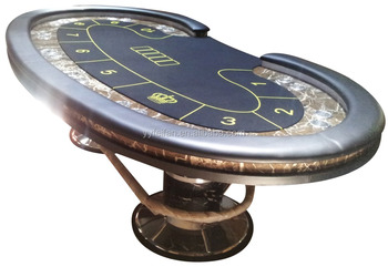 High Quality Luxury Poker Table,professional Casino Poker Table