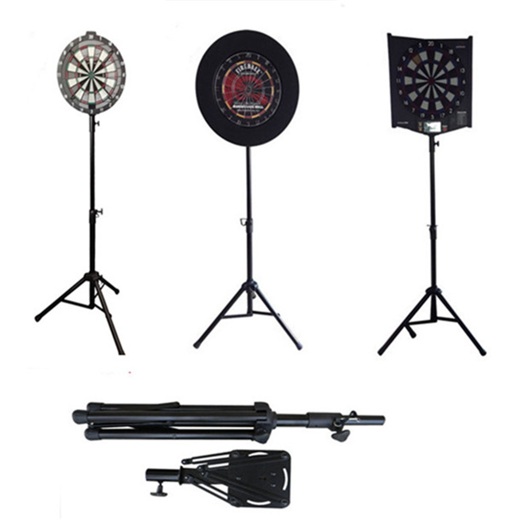 Dartboard Stands for Paper/plastic/sisal and electronic dartboard