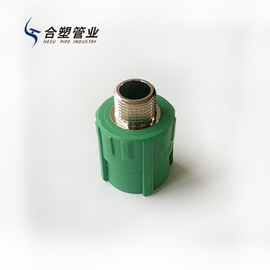 Factory Outlet PPR Male Adaptor/ Coupling for Water System