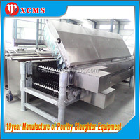 halal poultry slaughter equipment/chicken meat processing machinery supplier