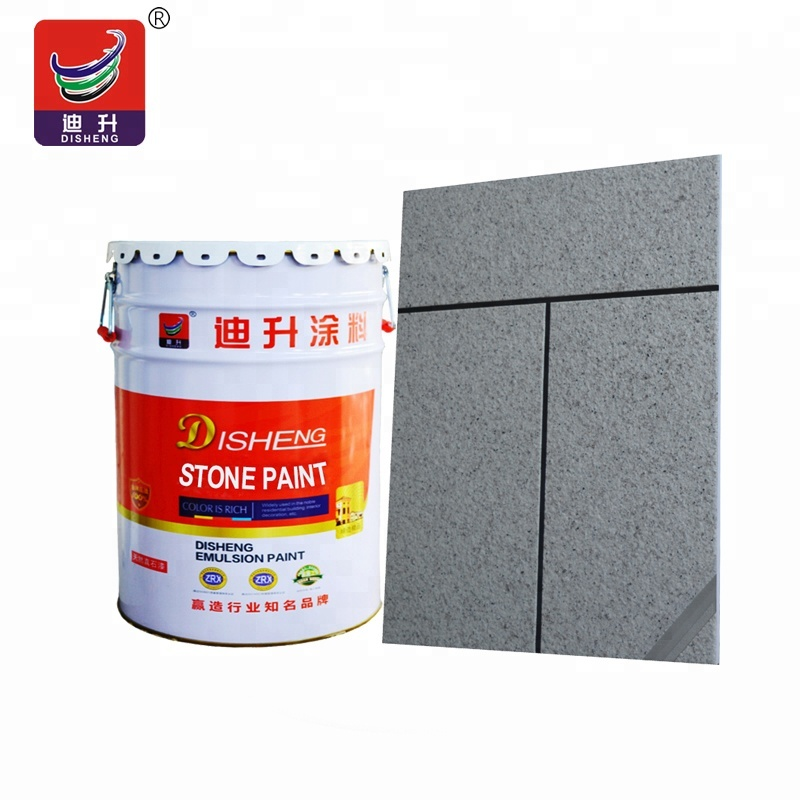 Best Quality Natural Stone Sand Marble Wall Coatings Paint For Exterior Texture Paints