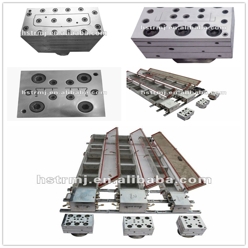 Various trunk box making machine or extrusion molding