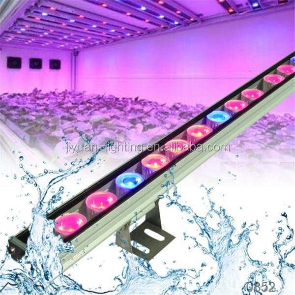 Aeroponic tower garden product used 90cm DIY 45w 3w chip grow led light bar for vertical flower/lettuce plant grow light