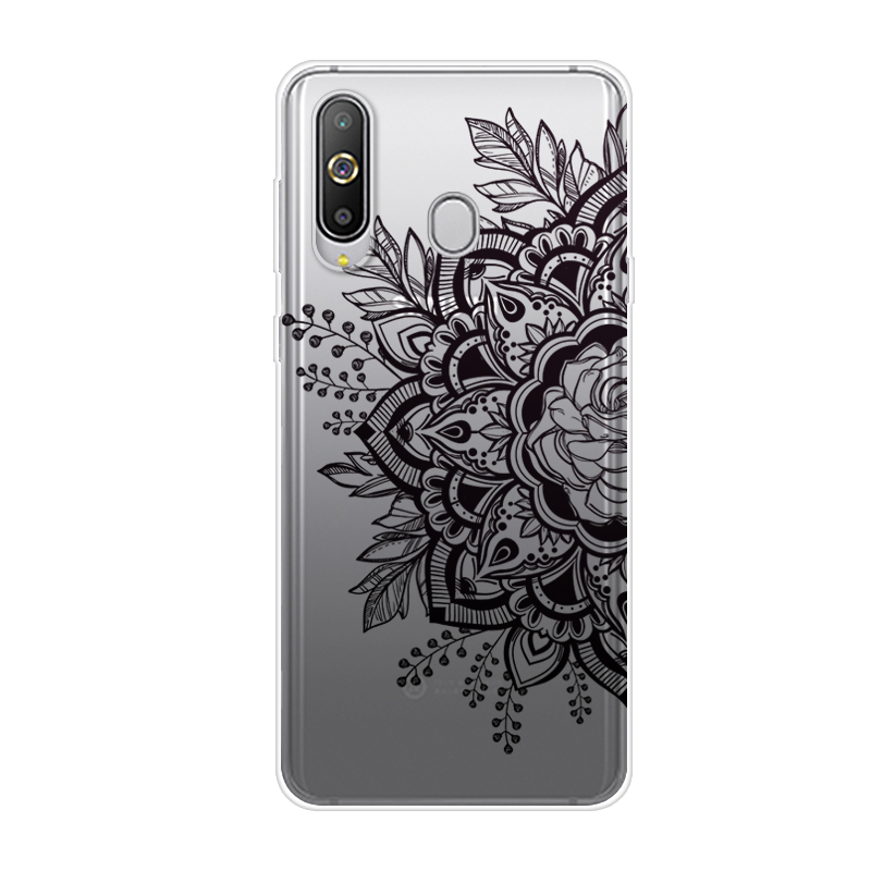 <strong>hot</strong> sale new design UV printing mobile cover for samsung A8S phone case