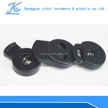 Yikai Wholesale plastic material toggle clamp for garment