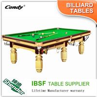 Shender Modern Cheap China wholesale snooker billiard pool table
