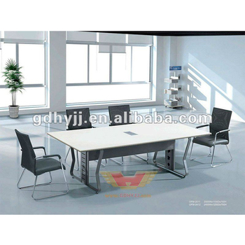 Otm Modern Melamine Office Desk Modern Conference Room - Rectangular conference room table