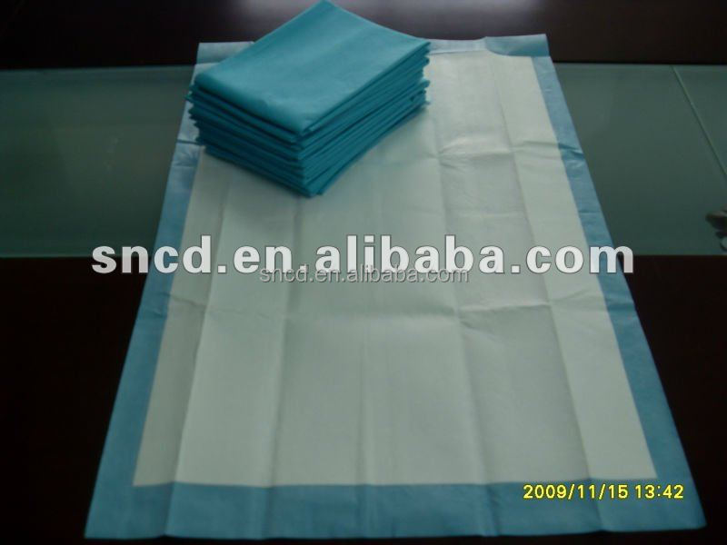 Super quality and best absorption disposable underpad for sale