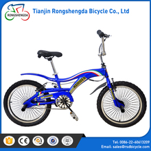 Good quality 20 inch aluminium freestyle in steel frame for jump/children fashion BMX bicycle / freestyle bmx bike racing game