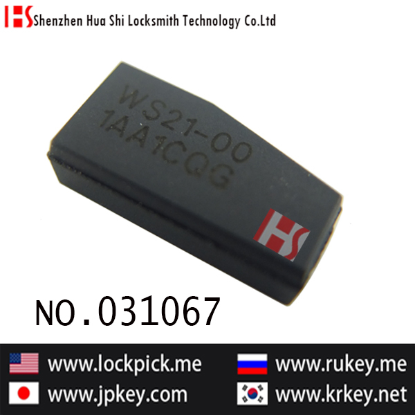 High qaulity 100% original key transponder chip ID 8A(H) chip for Toyo auto 031067