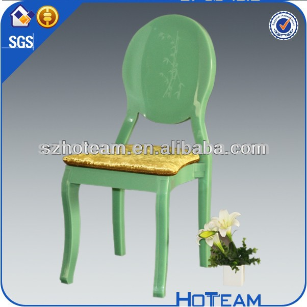 Victoria Ghost Chair, Acrylic Chair, Plastic Chair