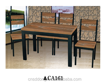 Malaysian Wood Furniture Dining Table Set Used Room For Ca161 Sets