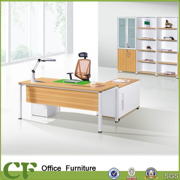 Cf manager kamer bureau kantoor tafel ontwerp meubels moderne kantoor tafel kantoortafels - Moderne kantoorbureaus ...