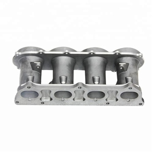 2018 New products on china market Cast aluminum Vent-pipe exhaust manifold