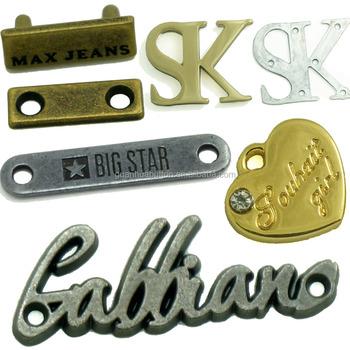 9125228c2e16 Custom Designer Metal Brand Logo Label Tag For Handbags - Buy Metal Labels  And Tags For Handbags,Custom Metal Tags For Jewelry,Designer Metal Labels  ...