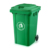 Design dustbin for outdoor, 80L street dustbin