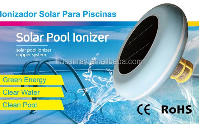 Solar Swimming Pool Ionizer /solar Swimming Pool Purifier/ Reduce 85%  Chlorine - Buy Solar Swimming Pool Ionizer,Solar Swimming Pool  Purifier,Swimming ...
